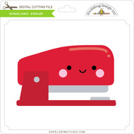 School Days - Stapler