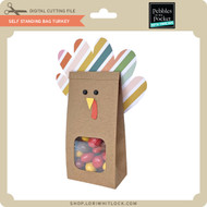 Self Standing Bag Turkey