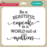 Beautiful Cupcake Muffins