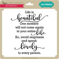 LIfe is Beautiful 2