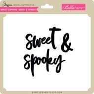 Sweet & Spooky - Sweet & Spooky