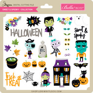 Sweet & Spooky - Collection