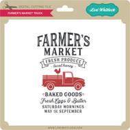 Farmer's Market Truck