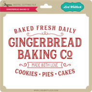 Gingerbread Baking Co