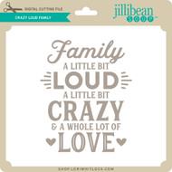 Crazy Loud Family