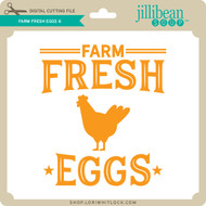 Farm Fresh Eggs 6