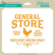 General Store Hen