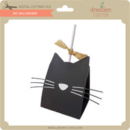 Cat Lolli Holder