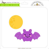 Candy Carnival - Bat & Moon