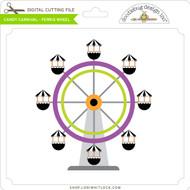 Candy Carnival - Ferris Wheel