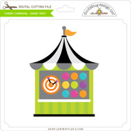 Candy Carnival - Game Tent