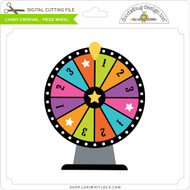 Candy Carnival - Prize Wheel