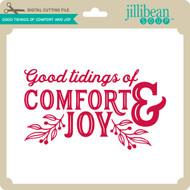Good Tidings of Comfort and Joy