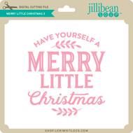 Merry Little Christmas 3