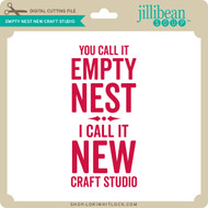 Empty Nest New Craft Studio