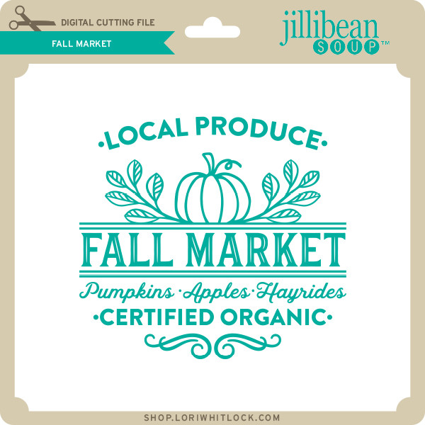 35+ Fall Market Svg DXF