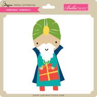 Christmas - Wiseman 3