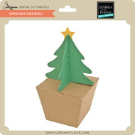 Christmas Tree Box 2