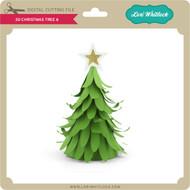 3D Christmas Tree 6