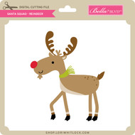 Santa Squad Reindeer