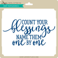 Count Your Blessings 2