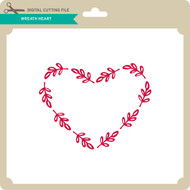 Wreath Heart