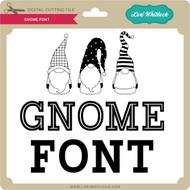 Gnome Font
