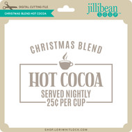 Christmas Blend Hot Cocoa