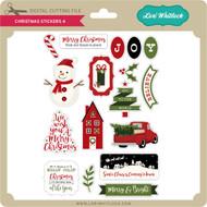 Christmas Stickers 4