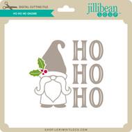 Ho Ho Ho Gnome