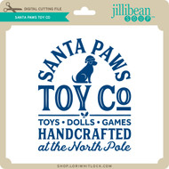 Santa Paws Toy Co
