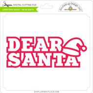Christmas Magic Dear Santa