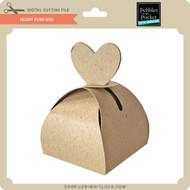 Heart Cube Box