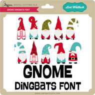Gnome Dingbats Font