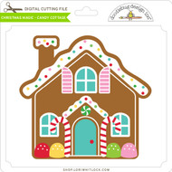 Christmas Magic - Candy Cottage