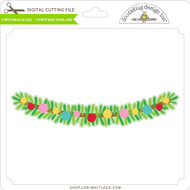 Christmas Magic - Christmas Garland