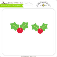 Christmas Magic - Holly Berry 2
