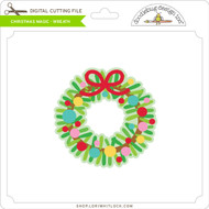 Christmas Magic - Wreath