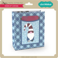 Gnome Gift Card Bag