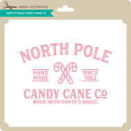 North Pole Candy Cane Co