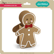 Gingerbread Box Boy