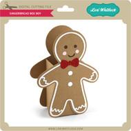 Gingerbread Box Boy