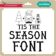 Tis the Season Font