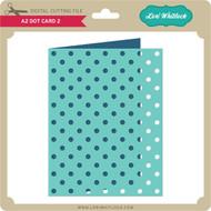A2 Dot Card 2