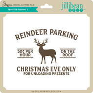 Reindeer Parking 2