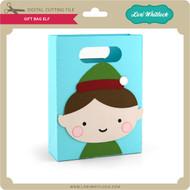Gift Bag Elf