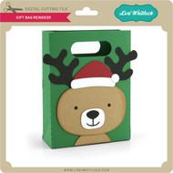 Gift Bag Reindeer