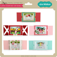 Sliding Shadow Box Card Bundle