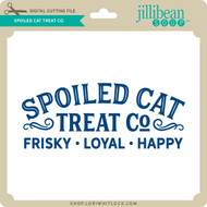 Spoiled Cat Treat Co
