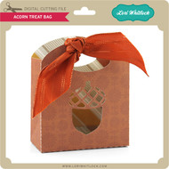 Acorn Treat Bag